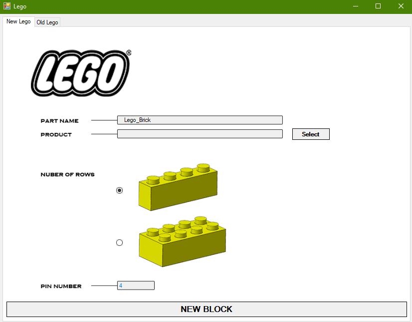 Lego catia macro
